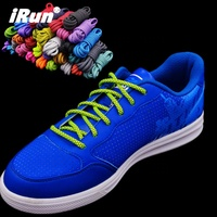 iRun Customized Lighter Rope 3M Shoe Laces For Outdoor Sports - Factory Polyester Reflective Laces Rope Shoelaces