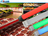Red color Meat color Led T6 Tube Light Make Meat more Fresh In Super Market!