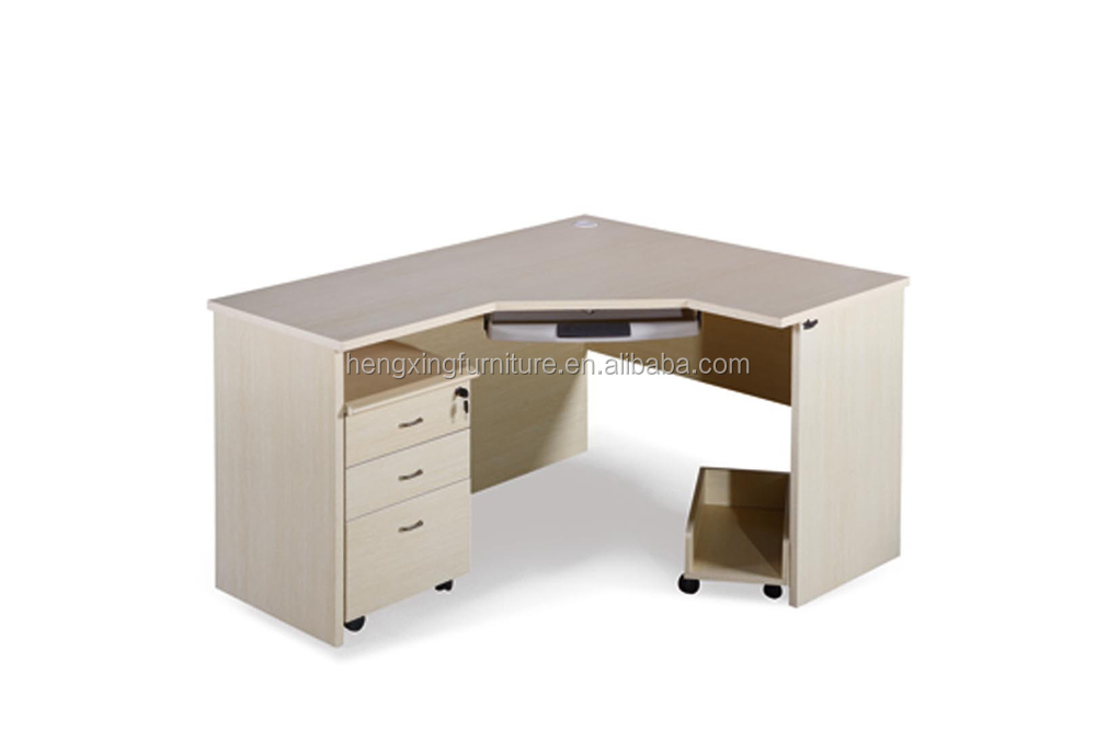 Cheap Office Desk With Side Office Table Office Furniture Design