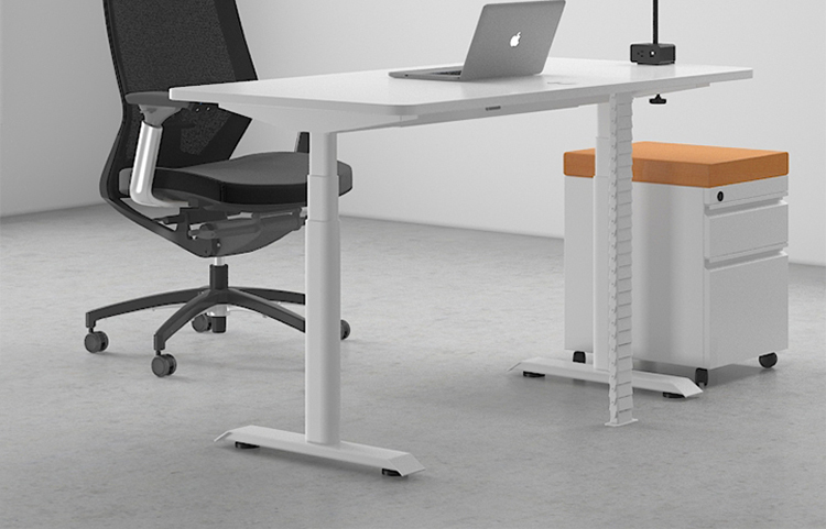 Customization Furniture Office table leg adjustable electric standing desk frame