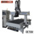 High tech ATC 4 axis vertical horizontal cnc machine center wood router