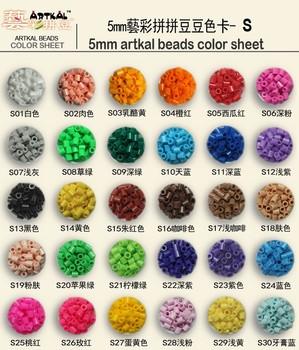 Educational Toys 94 Colors 5mm Fuse Beads Hama Beads Perler Beads - Buy  Hama Beads Product on Alibaba com