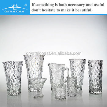 Wholesale Different Types Clear Cylinder Tall Glass Vases View
