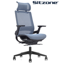 EEM-001A1 Ergonomic Executive Chair Specification Full Mesh Swivel Office Chair