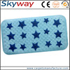 Environmental anti skid competitive price sucking 72*36cm pvc bath mat in bathroom supplier from china