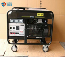 china factory sale supply in philippines durable portable diesel generator 15kw