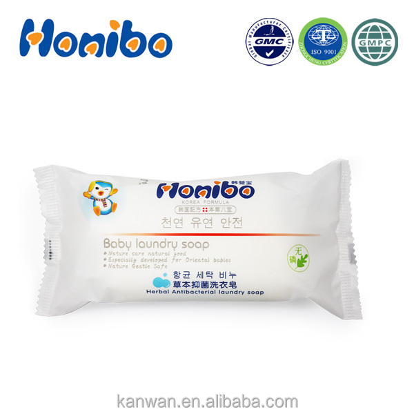 180g Herbal Antibacterial laundry bar soap Brand soap