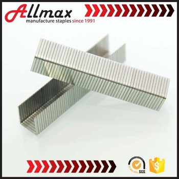 Realiable supplier directory exports 413J staples for sofa, View length  13mm, Allmax or OEM Product Details from Shaoxing City Huili Hardware Co ,