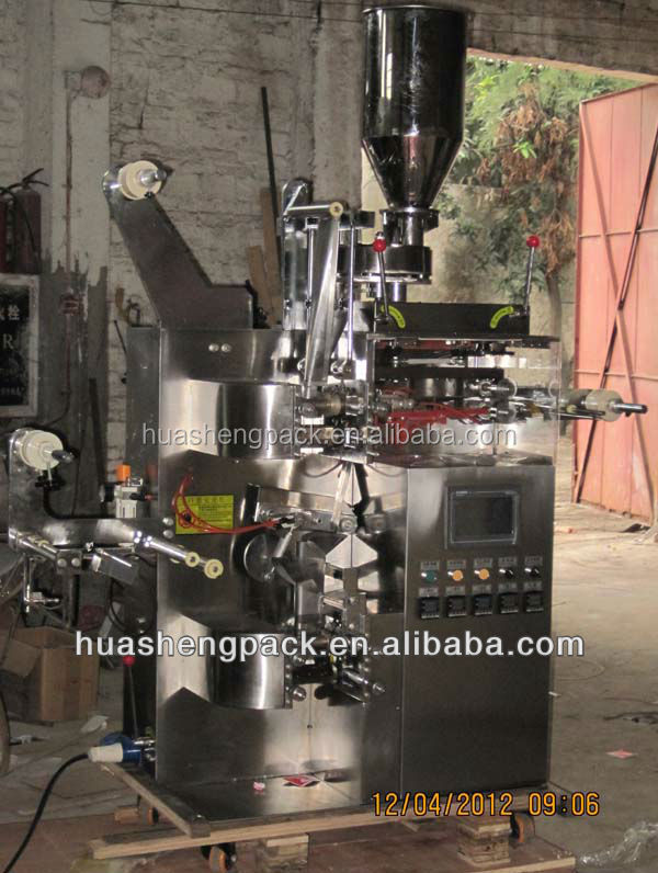 Guangzhou aluminum wrap machine for tea bags