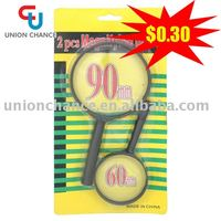 Handle Plastic Magnifying Glass
