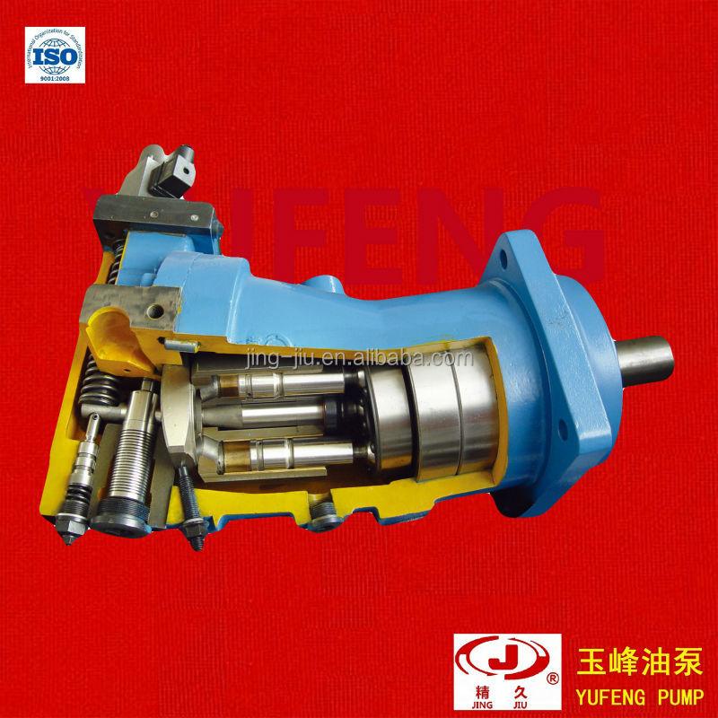 A7V20 cc аксиально-поршневых насоса переменной производительности 350bar