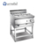 New Hot Sale Hotel X Series Gas Bain Marie With Stand