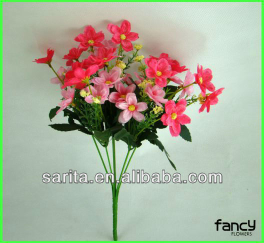 Hot selling plastic orchid plants