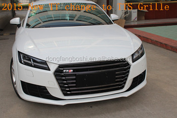 Car Front Grill For Audi Tt 2015 Up Auto Front Grills Buy Car