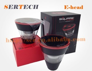 2019 popular e hookah head with huge capacity e shisha head in stocks from China