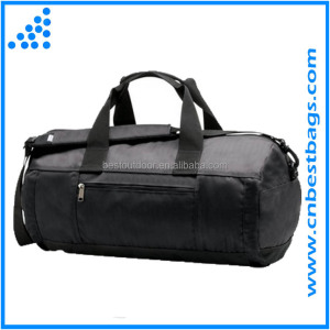 "600D duffle bag 20"" Round Duffel Bag"