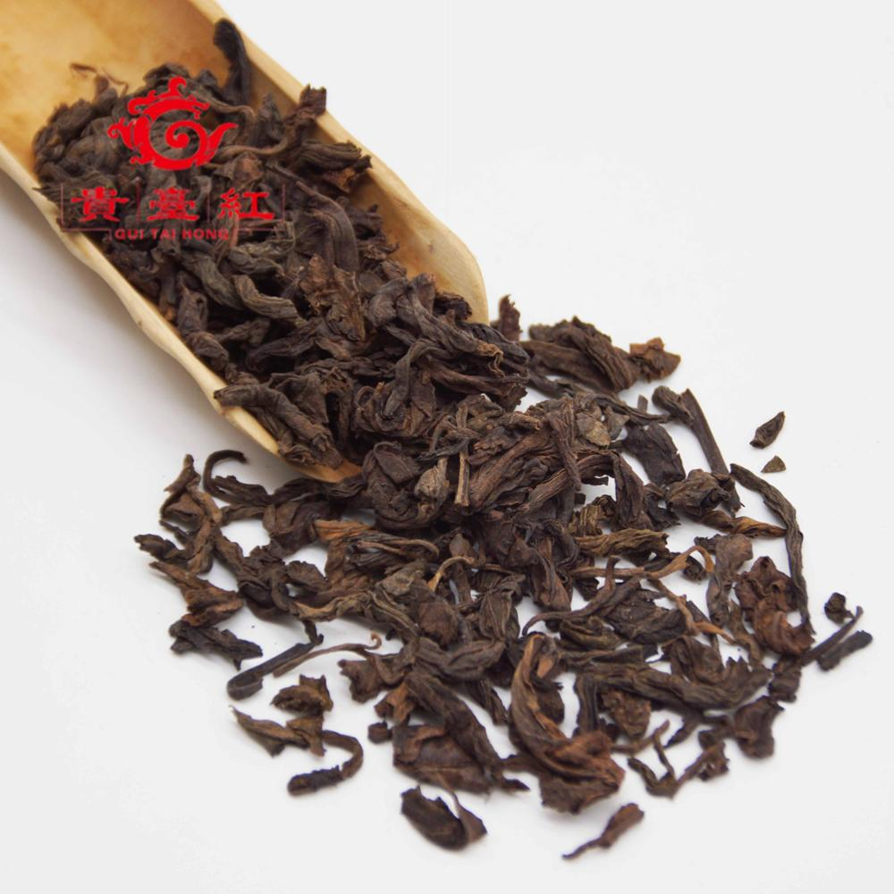 yunnan famous loose leaf shu puerh tea whith wholesale price