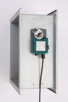 electronic door actuator 220V for air damper control