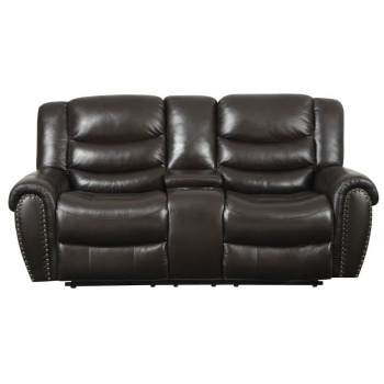 European Style Loveseat Recliner Sofa