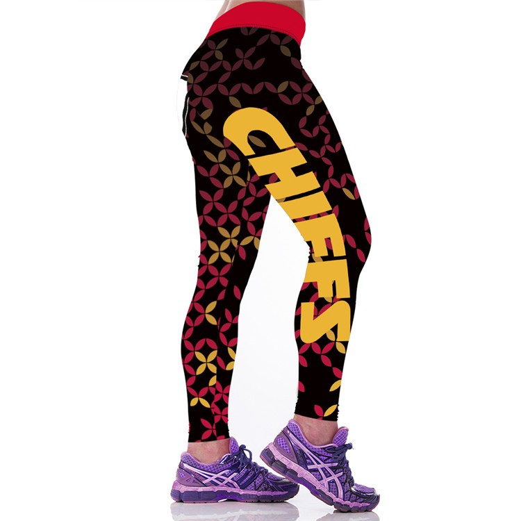 2017 New Printing Custom Fitness Leggings