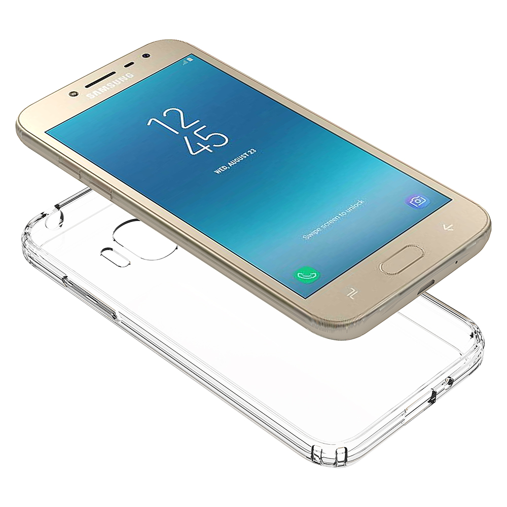 huge selection of 26ac5 1f454 Acrylic Hard Back Cover Tpu Bumper For Samsung Galaxy J2 2018 Phone Case -  Buy For Samsung Galaxy J2 2018 Phone Case,Acrylic Hard Back Cover,Back ...