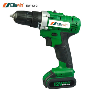 Ellewin Rechargeable lithium battery power tools 12V drill cordless With Great Price