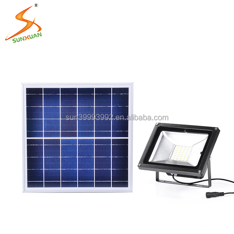 Commercial High Power Ip65 COB Solar Architectural Led Flood lights
