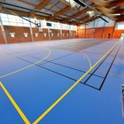 Basketball Court Paint acrylic polyurethane Scratch Resistant Floor Coating