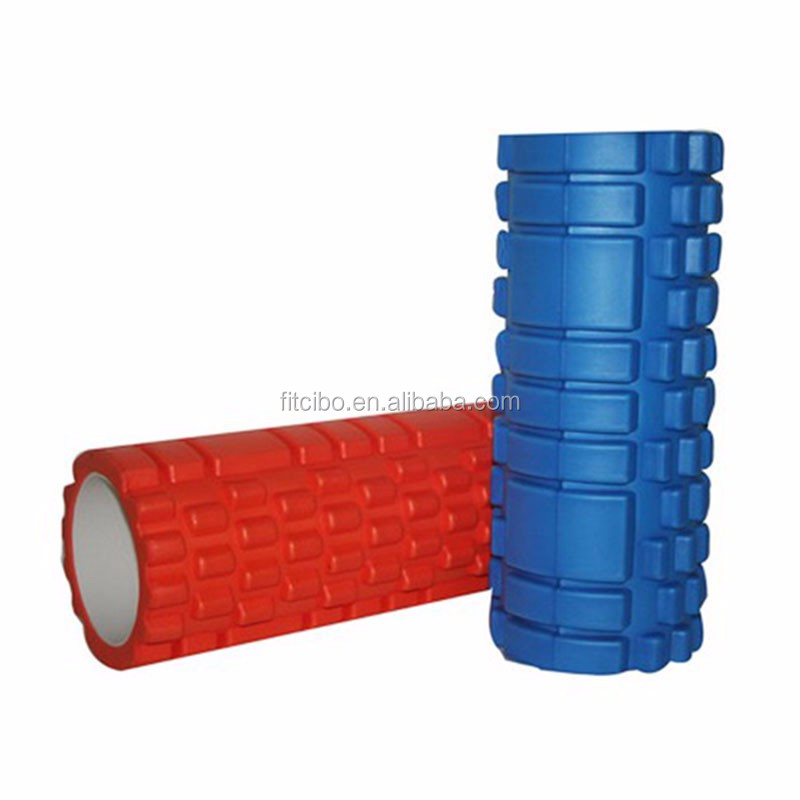 Classical EVA hollow grid deep massage <strong>fitness</strong> and pilate foam roller