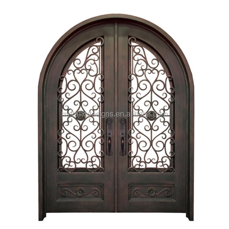 Venta al por mayor puertas de metal de lujo-Compre online los ...