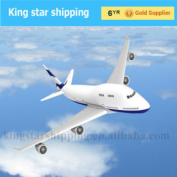 fast air freight with excellent service from China to Arita
