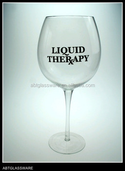 Hot Sale 950ml Giant Wine Glasshuge Wine Glass Buy Hot Sale 950ml