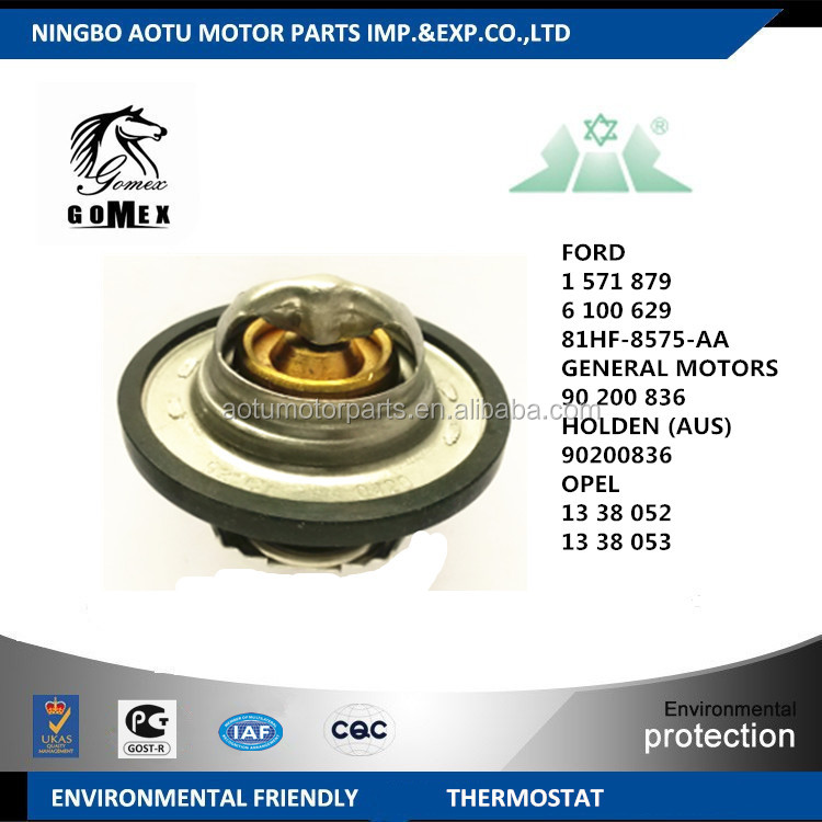 auto thermostat 79HF-8575-AA 74HF-8575-EA 74HF-8575-DA 6085229 1338044 for GENERAL MOTORS