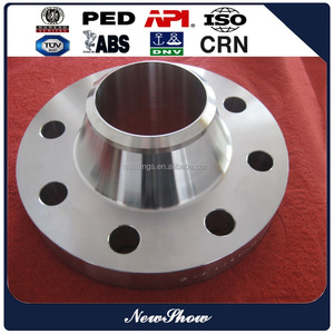 stainless steel pn16 weld neck collar reducing flange
