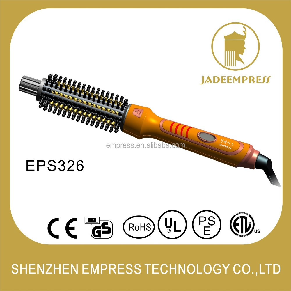 New Design High Quality LED Electric brush iron 110-240V EPS325