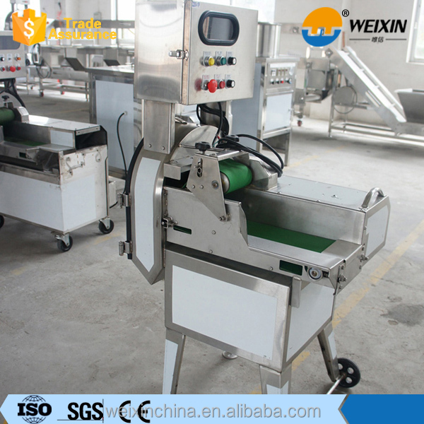 Automatic Leafy/Root/Stem Fruit And Vegetable Cutter