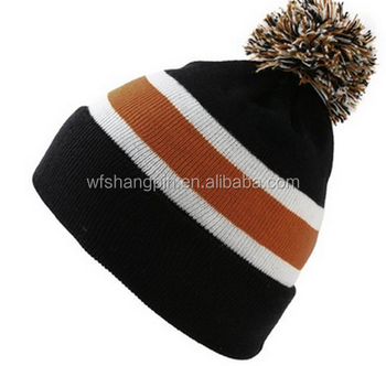 Top Ball Wholesale Cashmere Beanie Hats a405b6cf0b9