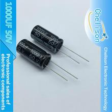 1000uf 50v 13X25 Aluminum Electrolytic Capacitors
