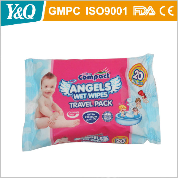 Baby Traveling Wet Wipes Tissue