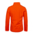 Men's Functional Fluorescent Orange 3 Layer Softshell Jacket With Sleeve Pocket