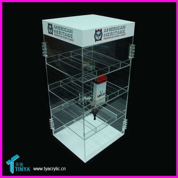 New Design E Liquid Bottle/blister Package Acrylic Display Stands ...
