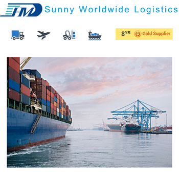 Sea freight forwarder in Ningbo China to Salt Lake City USA ocean freight rates