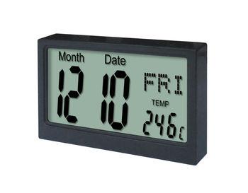 Calendario Elettronico.Desktop Calendario Elettronico Con Il Tempo Di Indicatore Di Temperatura Del Termometro Buy Desktop Calendario Elettronico Calendario