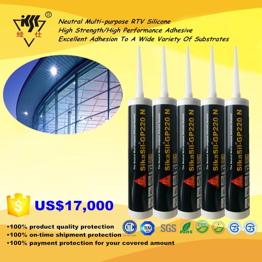 Natural Cure Silicone Sealant Plastic Faucet Cartridge Epoxy ...