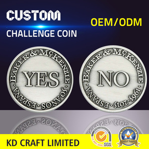 Unique design custom made metal brass stamped technique replica 2 pound coin for collectible