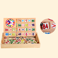 Playways arithmetic blackboard educational children ability puzzle toy