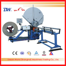1500 mm diameter spiral pipe tube forming machine price for round duct