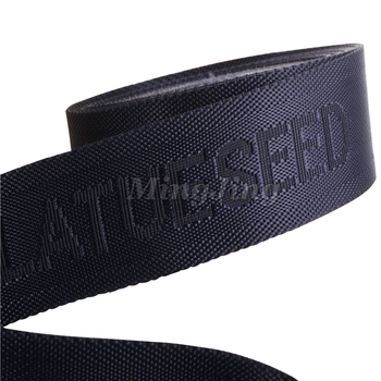 Hot Sell Jacquard Nylon Webbing Strap,Custom Printed Nylon Belt Webbing