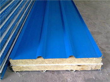 Rock Wool Composit Panel Board For Prefricated House Buy