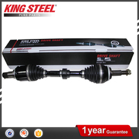 Kingsteel Autoparts Cv Drive Axle For Toyota Highlander Asu50 2.7 ...